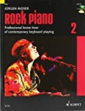 img - for Rock Piano - Volume 2: Professional Know-How of Contemporary Keyboard-Playing book / textbook / text book