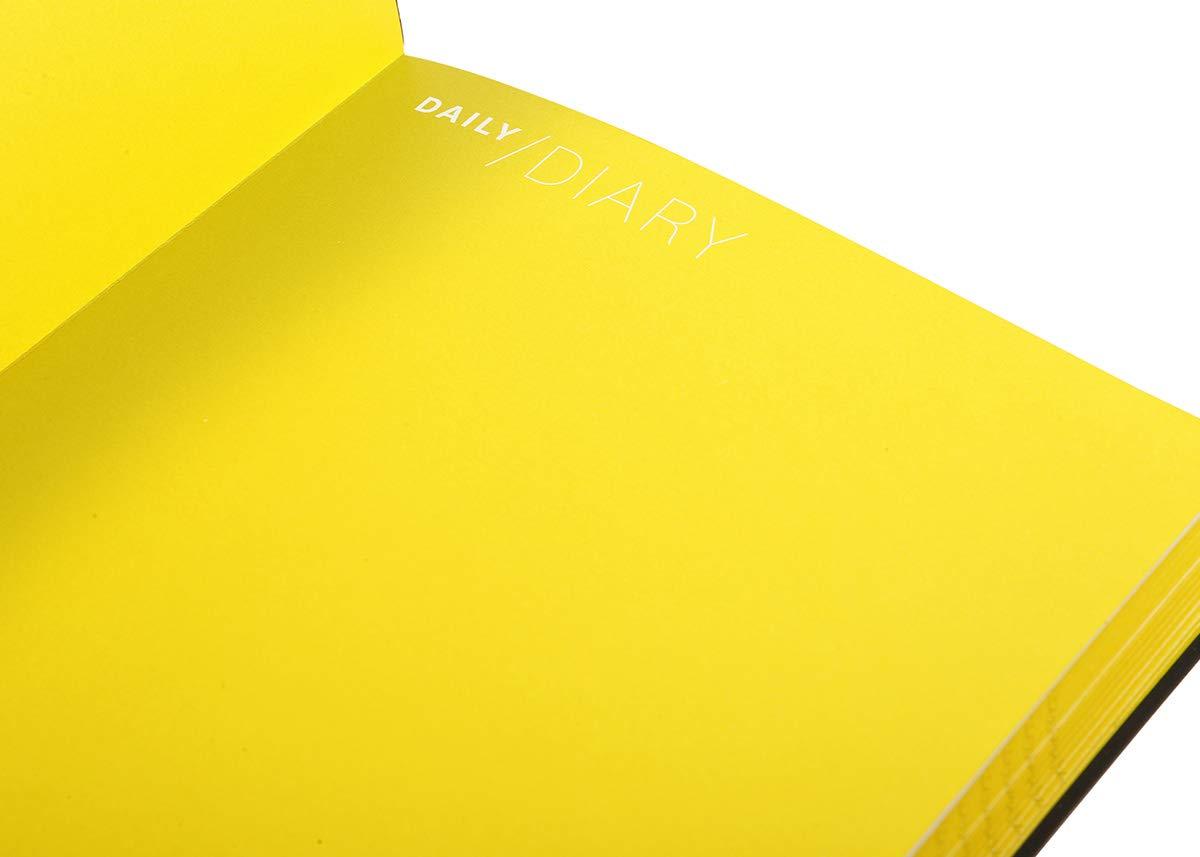 15 X 21 Cm colore blue Agenda giornaliera 2020 Flexy-Diary