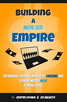Building A Niche Site Empire by [DeVries, John]
