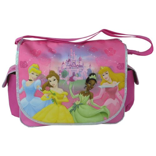 Disney Princess Large Messenger Bag
