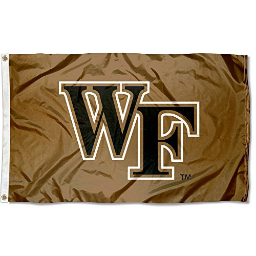 (Wake Forest Demon Deacons WFU University Large College Flag)