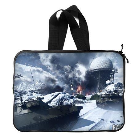 Battlefield Armored Kill Alborz Mountain – Funda para portátil de 13/13,3 Pulgadas