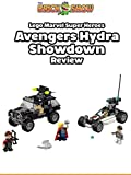 Review: Lego Marvel Super Heroes Avengers Hydra Showdown Review