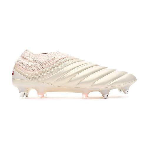 best cheap 9f546 37833 adidas Copa 19+ SG, Bota de fútbol, Off White-Solar Red-