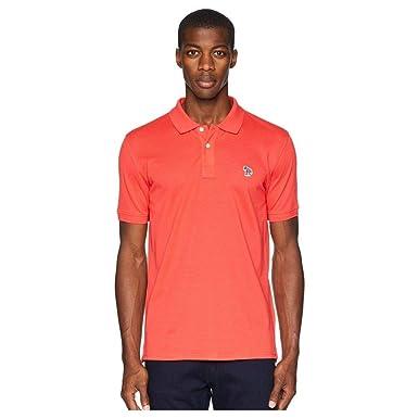 9105c29a6b117 Amazon.co.jp: (ポールスミス) Paul Smith メンズ トップス ポロシャツ Zebra Polo [並行輸入品]:  服&ファッション小物