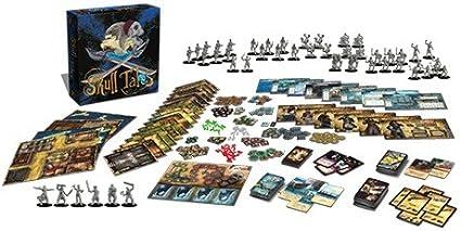Skull Tales + Promo GRUMETE + Addons: Amazon.es: Juguetes y juegos