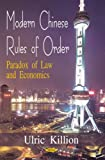Modern Chinese Rules of Order, Ulric Killion, 1600218377