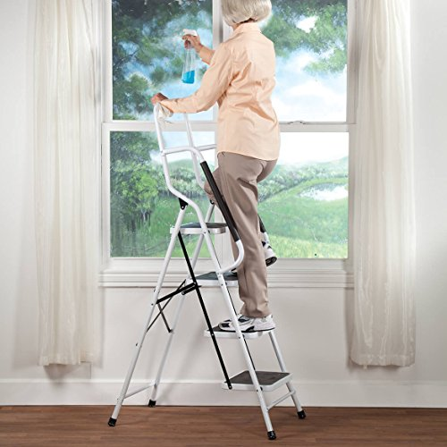 The 8 best step ladder with rails