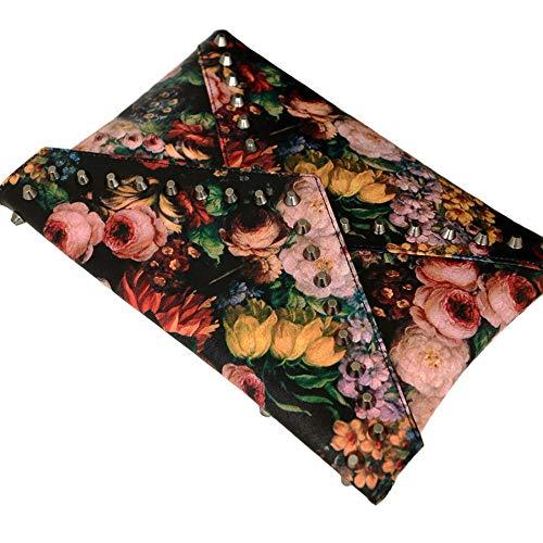 Clutch Purse Floral...