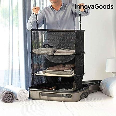 Amazon.com | InnovaGoods Estantería Plegable Organizadora De ...