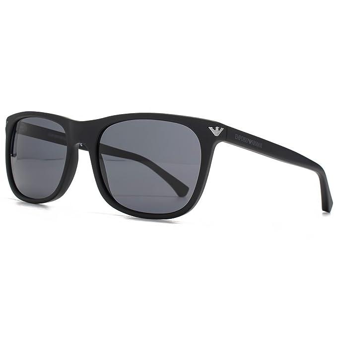 Emporio Armani - Gafas de sol - para hombre Grey Polarised