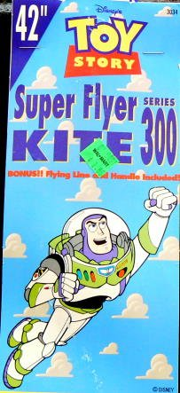 TOY Story - Super Flyer KITE Series 300