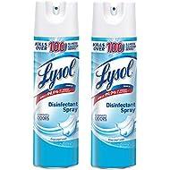 Lysol Disinfectant Spray, Crisp Linen, 38 Ounce