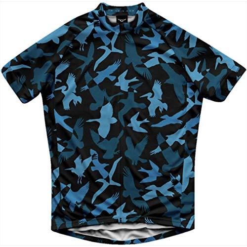Twin Six Drifter Jersey - Men's Blue, XL