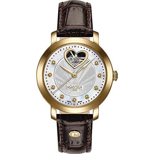 Roamer Ladies Watch Lady Sweetheart Automatic 556661 48 19 05