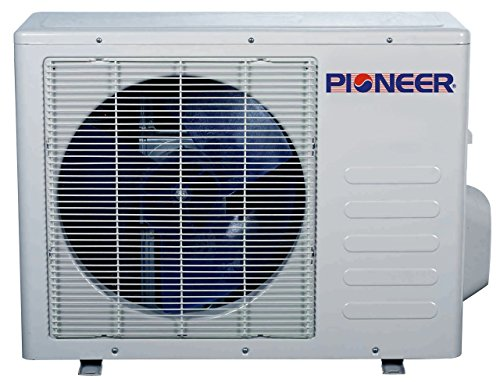 Pioneer Ductless Wall Mount Multi Split Inverter Air