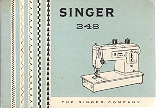 Singer Sewing Machine Model 40 Instruction Manual Amazoncouk Impressive Singer Sewing Machine Company
