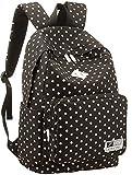 Grimbatol New Polka Dot Leisure Casual School Campus Laptop Daypack Bookbag Backpack For Teenager College Girls School Bags