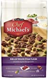 Chef Michael's Grilled Sirloin Dry Dog Food 4.5 Pound Bag, My Pet Supplies