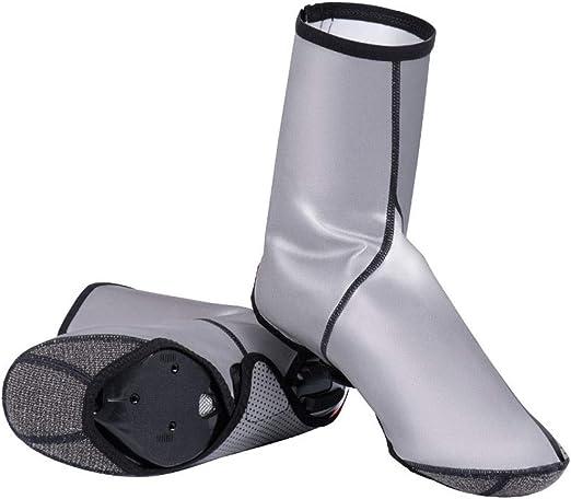 Zapatillas de ciclismo Botas de lluvia a prueba de agua, zapatos ...