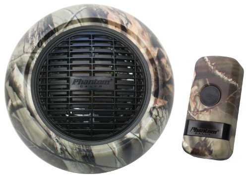 Extreme Dimension - Sportsman's Wireless Doorbell - Hunting Gifts - Doorbells - Camo by Unknown