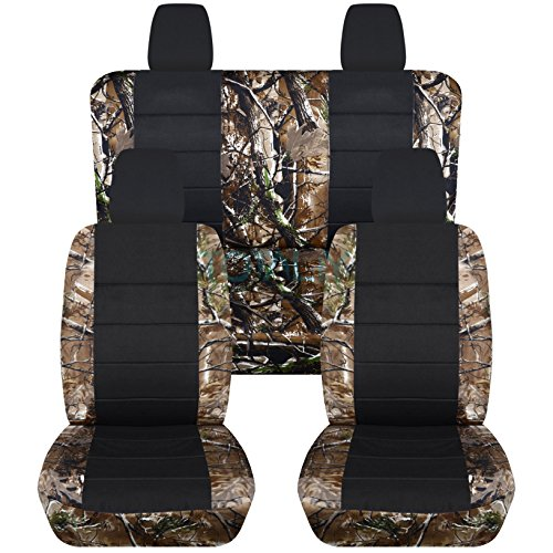 camo seat cover for jeep wrangler - 2