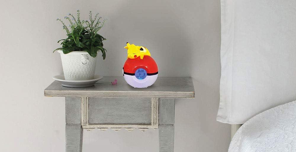 Pokemon-Radio-Reveil-Pikachu-811354 miniature 5