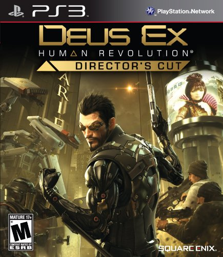 Deus Ex Human Revolution: Director's Cut (Playstation 3)