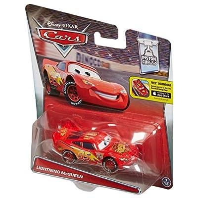 Disney/Pixar Cars Lightning McQueen Vehicle: Toys & Games