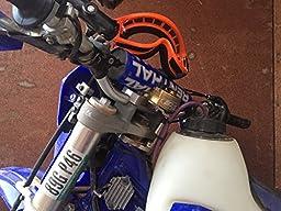 Spy Optic Breakaway Motocross Goggle - Orange