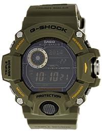 Casio Mens G SHOCK RANGEMAN TRIPLE SENSOR Digital Sport Solar Watch NWT GW-9400-3D