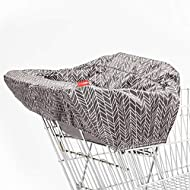 Shopping Cart and Baby High Chair Cover, Take Cover,...