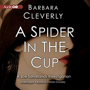 A Spider in the Cup Audiobook