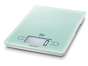 Soehnle 6685-Bascula Digital de Cocina Fit for Fun, Sensor táctil: Amazon.es: Hogar