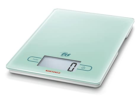 Soehnle 6685-Bascula Digital de Cocina Fit for Fun, Sensor ...