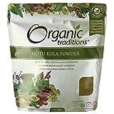 Gotu Kola Powder 200g -Raw Food Diet- Brand: Organic Traditions
