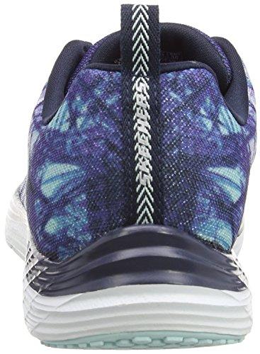 MAI Mujer Running Azul Blue de SkechersValeris Tai Nvw Zapatillas AxXdqqU