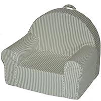 Fun Furnishings My First Chair, Green Stripe