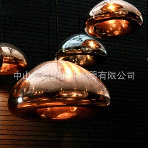 - BGmdjcf Minimalist Creative Brass Bowl Glass Pendant Lightss Restaurant The Hotel Lounge Featuring Glass Pendant Lightss , , Large Gold