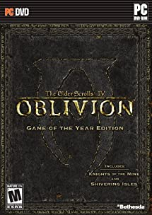 The Elder Scrolls IV: Oblivion - Game of the Year Edition - PC