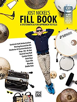Jost Nickel's Fill Book: A Systematic & Fun Approach to