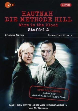 Hautnah Die Methode Hill Staffel 2 4 Dvds Amazonde