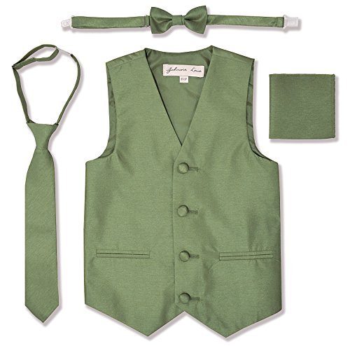 Green Boys Vest - 3