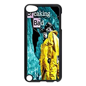 DIY Phone Cover Custom Breaking bad Case Cover For Ipod Touch 5 QSX9943435