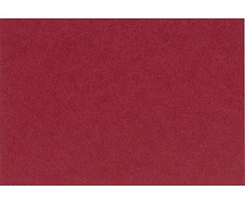 A7 Flat Card (5 1/8 x 7) - Garnet Red (1000 Qty.) by Envelopes Store