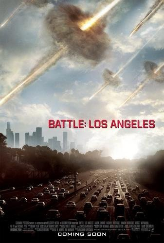 Battle Los Angeles Poster #02 -
