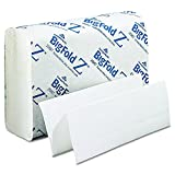 Georgia Pacific Professional 20887 BigFold Paper Towels, 10 1/5 x 10 4/5, White, 220 per Pack (Case of 10 Packs)