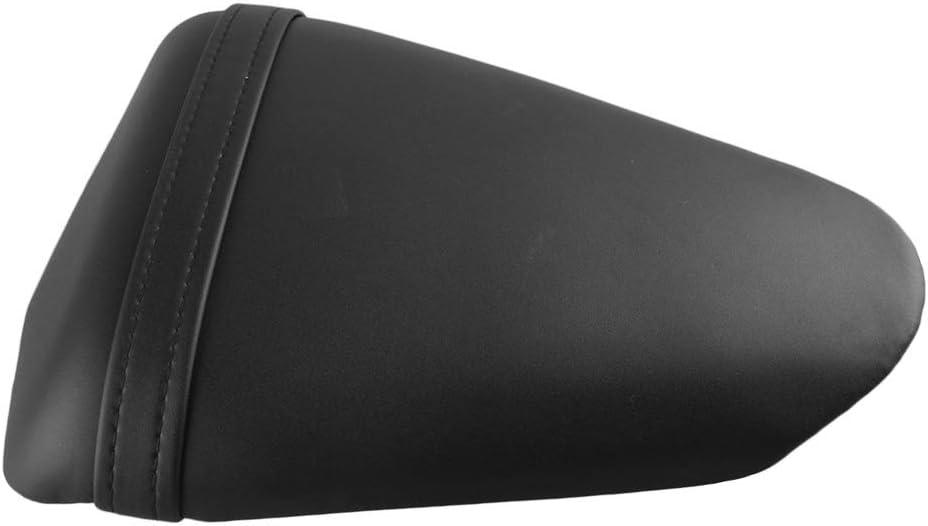 Newsmarts Motorcycle Rear Pillion Passenger Seat Pad Replacement Compatible with Kawasaki Ninja ZX6R 636 2009-2014