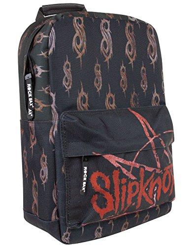 Rock Sax Slipknot Wait And Bleed Backpack