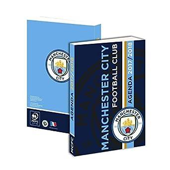 Manchester City - Agenda Escolar (Mixta niño, Rojo: Amazon ...